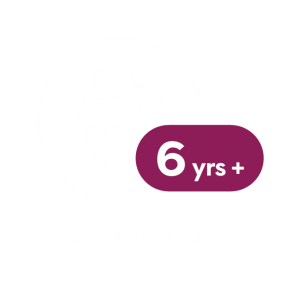 Minimun-age-6years-logo