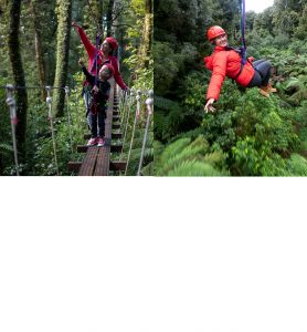 woman-and-child-on-bridge-woman-ziplining