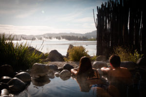 Polynesian Spa thermal pools rotorua