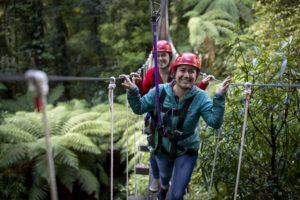 Rotorua Zipline Adventure