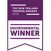 Tourism Award Winner Enviromental