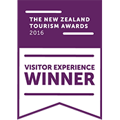 Tourism Award Winner Visitor Experience